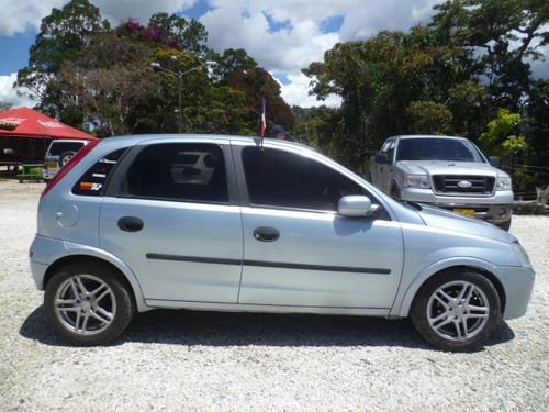 chevrolet corsa evolution 2005 mt 1400