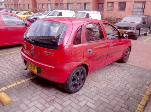 chevrolet corsa evolution 5 puertas 2007