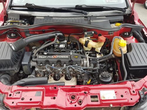 chevrolet corsa hatch 2007 completo ( - ) ar 1.0 8v flex