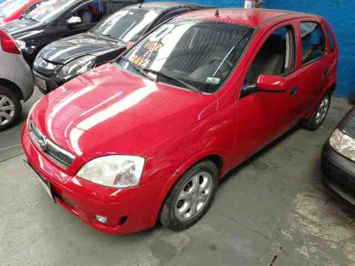 chevrolet corsa hatch maxx 1.4 2008 impecavel