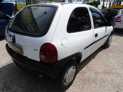 chevrolet corsa hatch super 1.0 mpfi 2p  1998