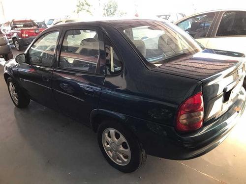 chevrolet corsa sedan 1.0 8v  4p  2000