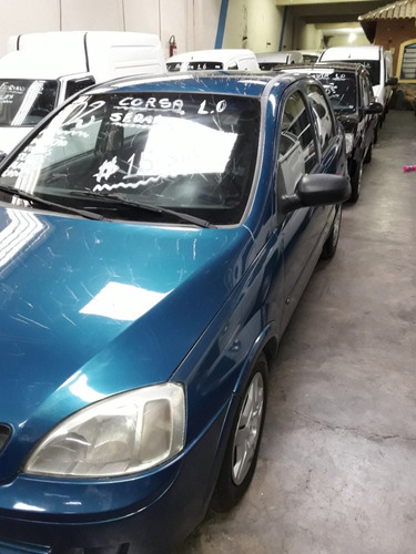 chevrolet corsa sedan 1.0 super 4p 2002 c/dh -vd-tr.