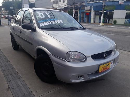 chevrolet corsa sedan 1.0 wind 4p gasolina 2001