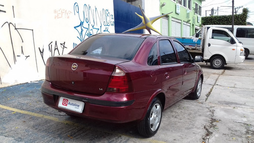 chevrolet corsa sedan 1.4 premium completo  2009 $ 18990