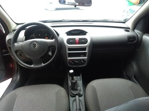 chevrolet corsa sedan 1.4 premium econoflex 4p 2009 u. dono