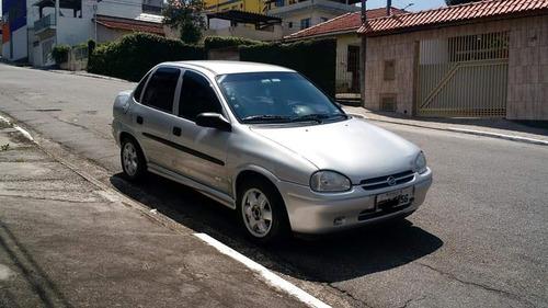 chevrolet corsa sedan  gl 1.6 mfi 97/98