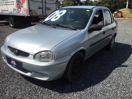 chevrolet corsa sedan life c/ ar condin 1.0 4p. fs caminhoes