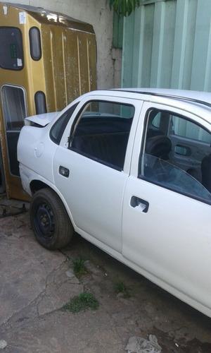 chevrolet corsa sedan, motor diesel
