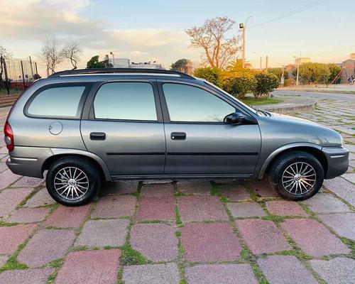 chevrolet corsa wagon 1.4 (( gl motors )) financiamos en $