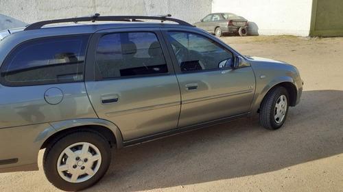 chevrolet corsa wagon full 2011 excelente estado