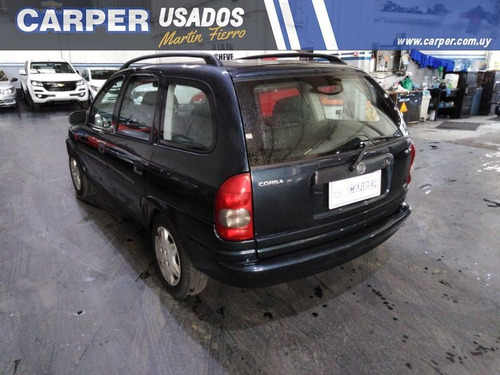 chevrolet corsa wagon gl full 2002 buen estado