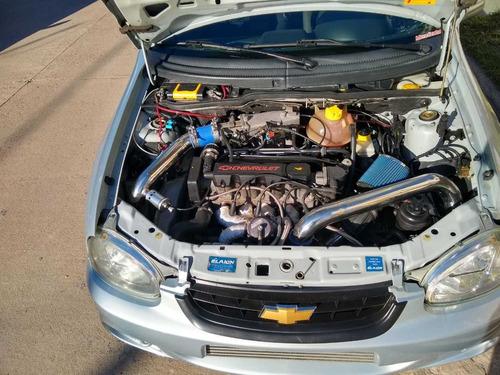 chevrolet  corsa1.6 nafta turbo