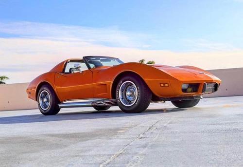 chevrolet corvette ....1977 unico,,,,anticipo y cuotas