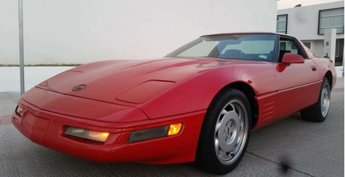 chevrolet corvette 1991 coupe