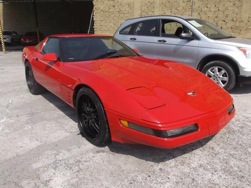 chevrolet corvette 1991 nacional aut impecabel