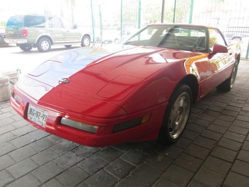 chevrolet corvette 1995 impecable.