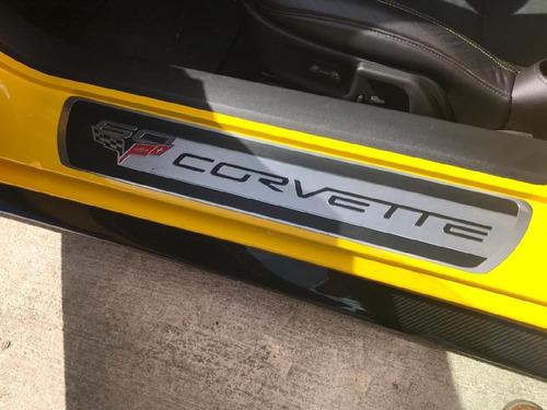 chevrolet corvette 2p zr1 60 6vel