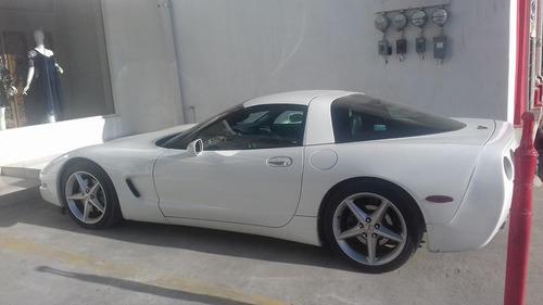 chevrolet corvette 6.0 2p coupe paq automatico