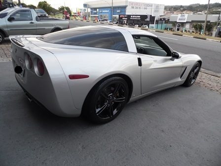 chevrolet corvette 6.2 conversível v8 gasolina 2p