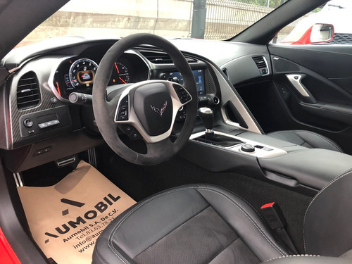 chevrolet corvette 6.2 corvette - coupe stingray v8/ at