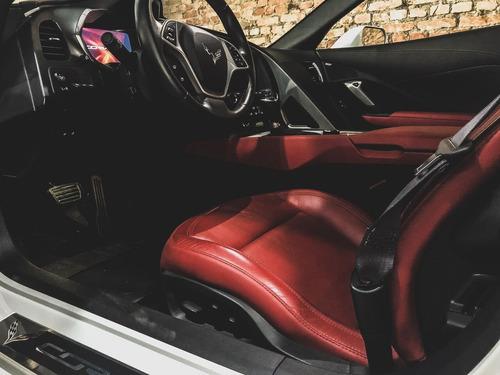 chevrolet corvette 6.2 stingray coupé v8 gasolina 2p