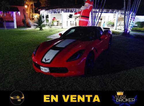 chevrolet corvette 6.2 stingray z51 coupe at 2015