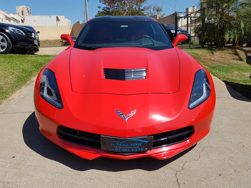 chevrolet corvette 6.2 v8 stingray