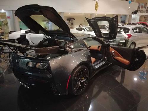 chevrolet corvette 6.2 v8 zr1 credito o leasing exclusivos!