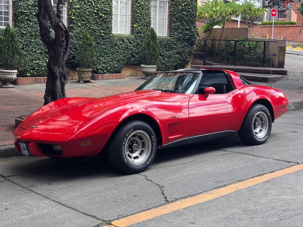 Chevrolet Corvette C3 L82 5.700cc V8 350
