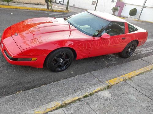 chevrolet corvette c4. 1991