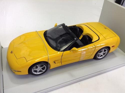 chevrolet corvette c5 convertible ut models 1/18