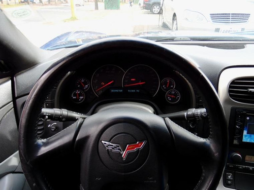 chevrolet corvette  c6 6.0 mec 2005