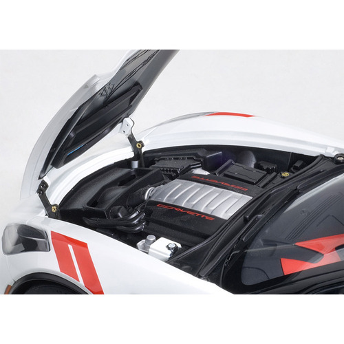 chevrolet corvette c7 grand sport  escala 1:18 autoart 71271