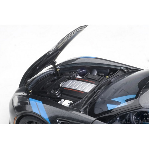 chevrolet corvette c7 grand sport  escala 1:18 autoart 71272