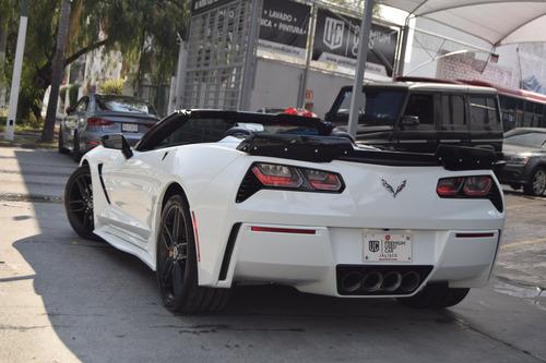 chevrolet corvette c7 stingray 2014  / tomo auto