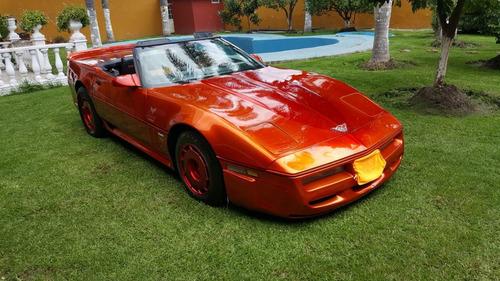 chevrolet corvette convertible indy car original