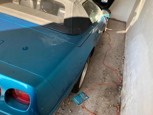 chevrolet corvette corvette 1991