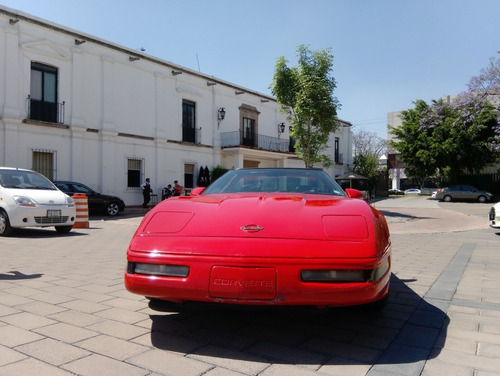 chevrolet corvette coupe c4