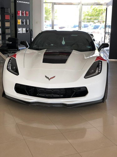 chevrolet corvette grand sport v8 de 6.2l at 2019