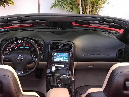 chevrolet corvette gs convertible v8 at 2012