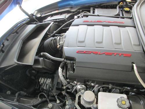 chevrolet corvette stingray 2015 automatico