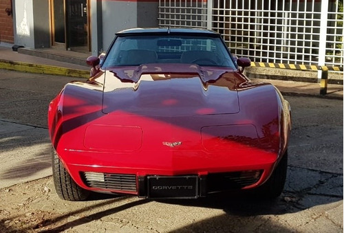 chevrolet corvette stingray 5.7 v8 350 cv