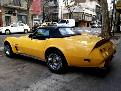 chevrolet corvette stingray c.