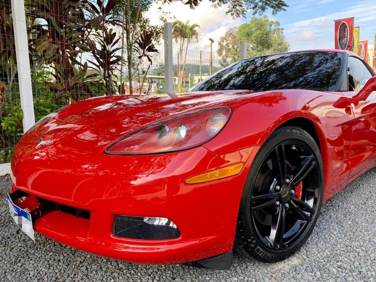 Chevrolet Corvette V8 - Ls3 - Targa C6 Ñ Camaro , Mustang