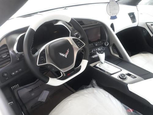 chevrolet corvette v8 z06 2018 único en méxico
