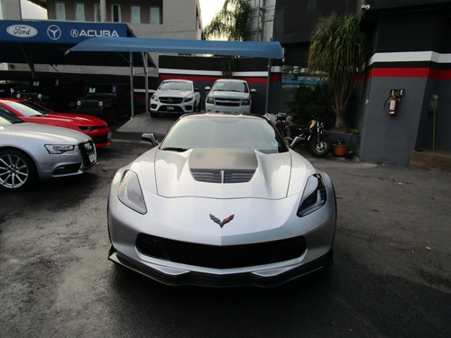 chevrolet corvette z06 2017
