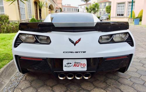 chevrolet corvette z06 2017 factura agencia, tomo auto