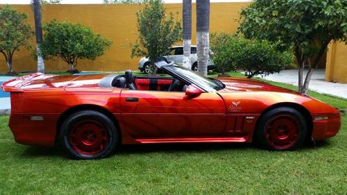 chevrolet corvette1986 original sss convertible indy car