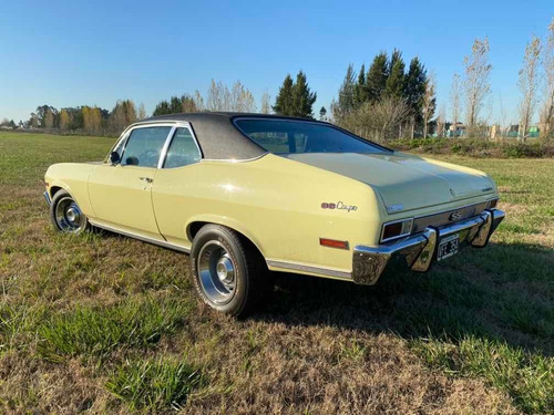 chevrolet coupe chevy ss 1971